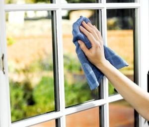 lavare vetri perfettamente