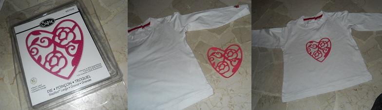 stencil maglietta big shot