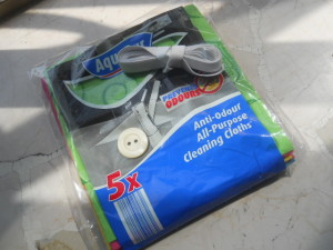 bottone panni lidl cattura polvere