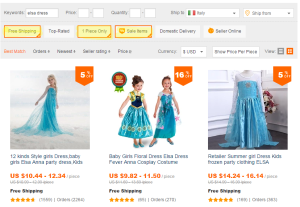 Shop elsa dress online Gallery   Buy elsa dress for unbeatable low prices on AliExpress.com