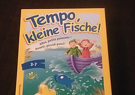 Avanti Piccoli Pesci aka Tempo Kleine Fische